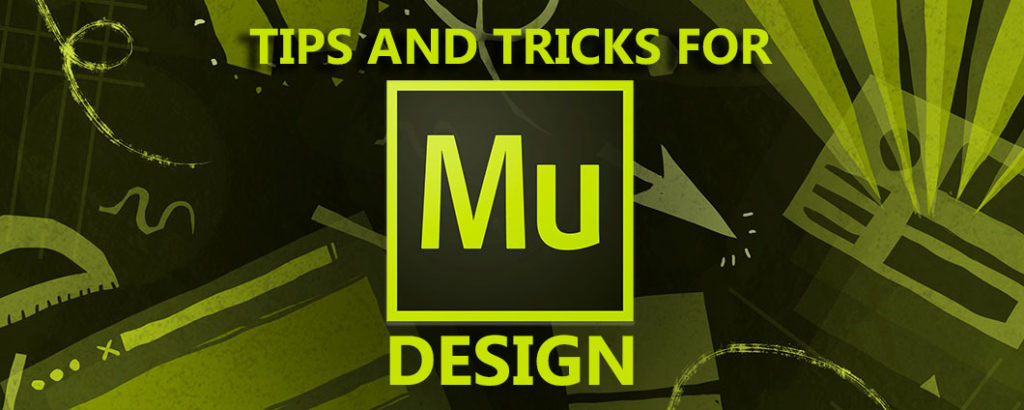 Tips and Tricks For Adobe Muse Design