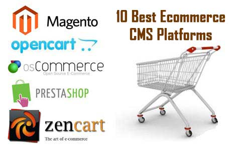 10 Best Ecommerce CMS Platforms