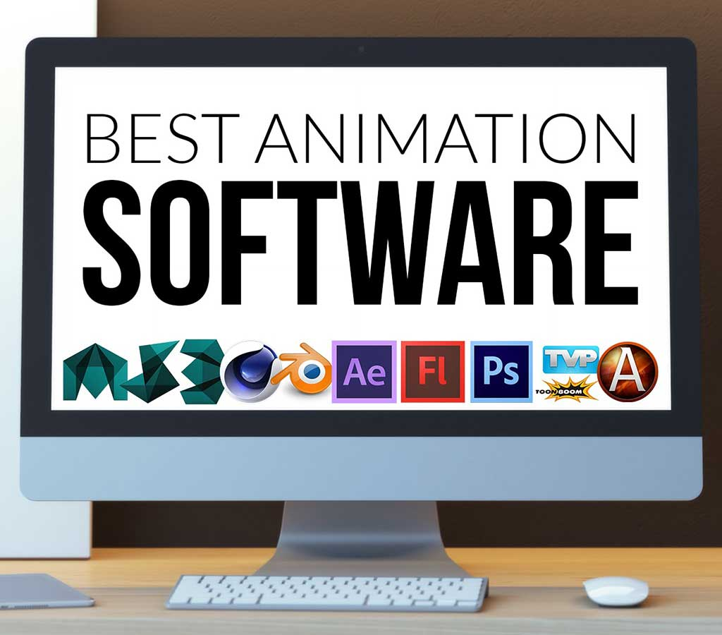 Best Software for Computer Animation