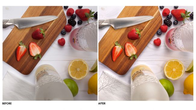 Tips for making color correction on Images