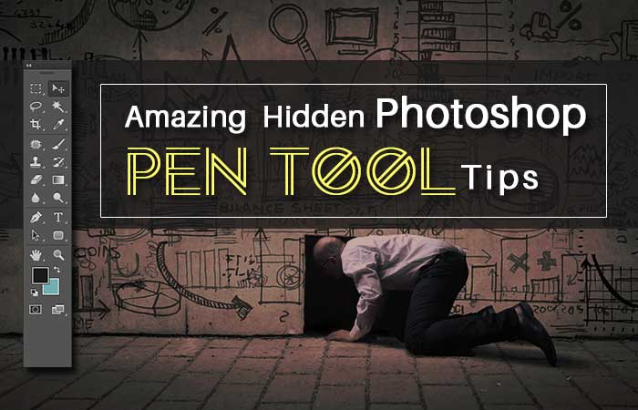 Amazing Hidden Photoshop Pen Tool Tips