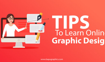 Tips To Learn Online Graphic Design