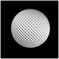 Golf Ball Photoshop Tutorial Golfball  10