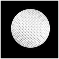 Golf Ball Photoshop Tutorial Golfball  11