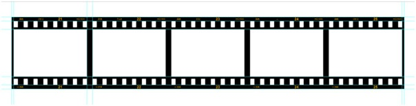 You can use it as a design element, or for displaying your photographs. Making a Filmstrip 10