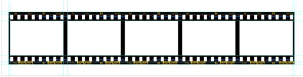 You can use it as a design element, or for displaying your photographs. Making a Filmstrip 13