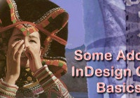 Some Adobe InDesign CS6 Basics