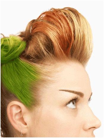 Photoshop Tutorial Change Hair 1
