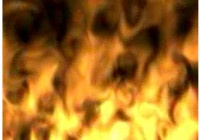Making use of just one light you can develop fire and flames with CINEMA 4D XL! create fire and flames 14