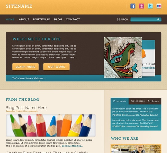 Top 7 Web Design Tips For All The Beginners Learning Web Design Course