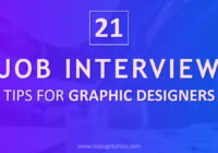 Interview Tips For Graphic Designers