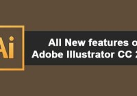 All New features of Adobe Illustrator CC 2015