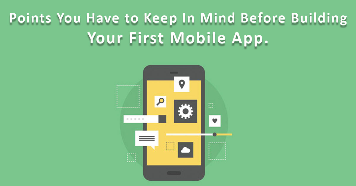 Building Your First Mobile App