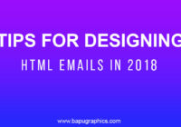 10 Tips For Designing HTML Emails In 2018