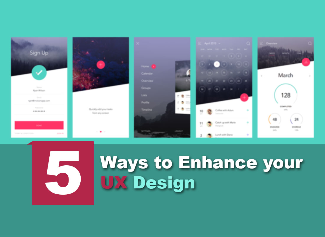 Enhance Your UX Design