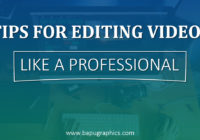 7 Simple Tips For Editing Videos Like A Professional