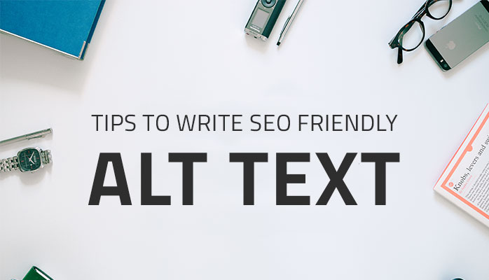 SEO Friendly Alt Text