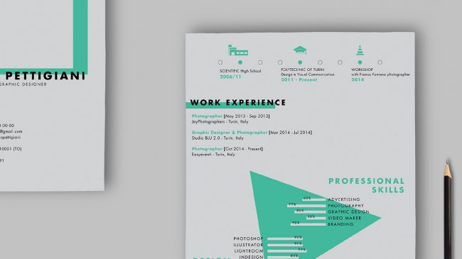 12 Tips For Creating A Perfect Design Resume