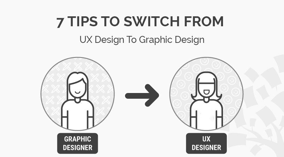 UX Design To Graphic Design