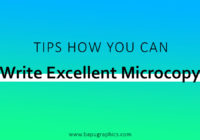 10 Tips How You Can Write Excellent Microcopy