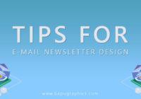 Best Tips For Email Newsletter Design In 2018