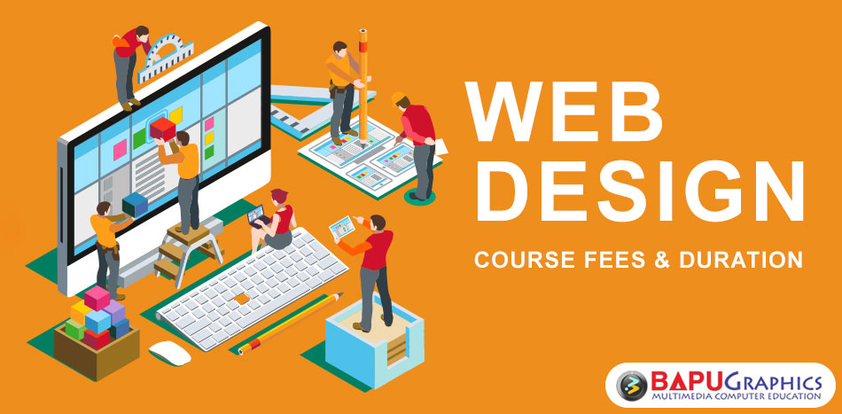 Web Design Course Fees And Duration In Delhi Bapu Graphics