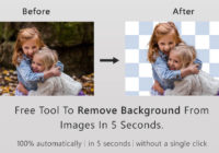 Free Tool To Remove Background From Images