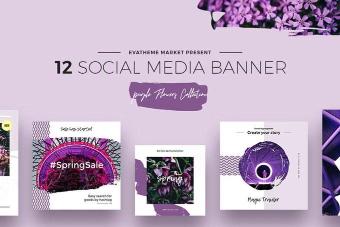 Best Social Media Branding Kits For Blogs & Brands