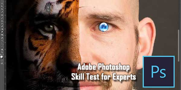 Adobe Photoshop Skill Test for Experts