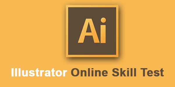 Illustrator Online Skill Test