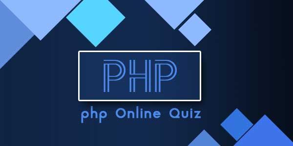 PHP Online Quiz