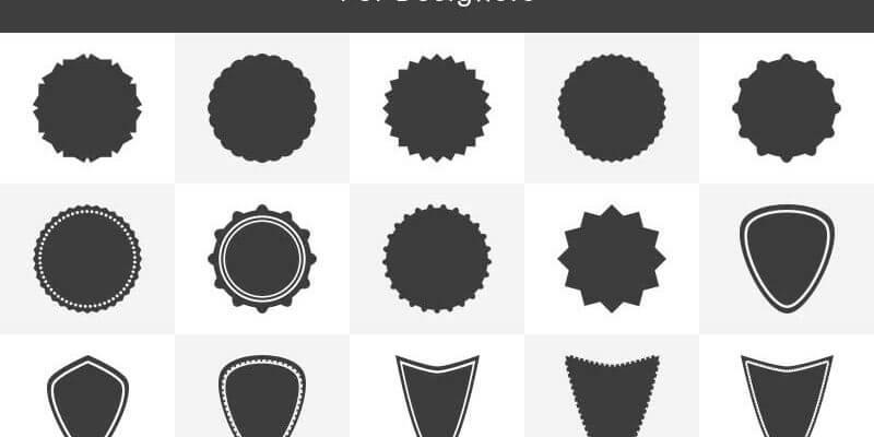 Photoshop Shape test For Designers