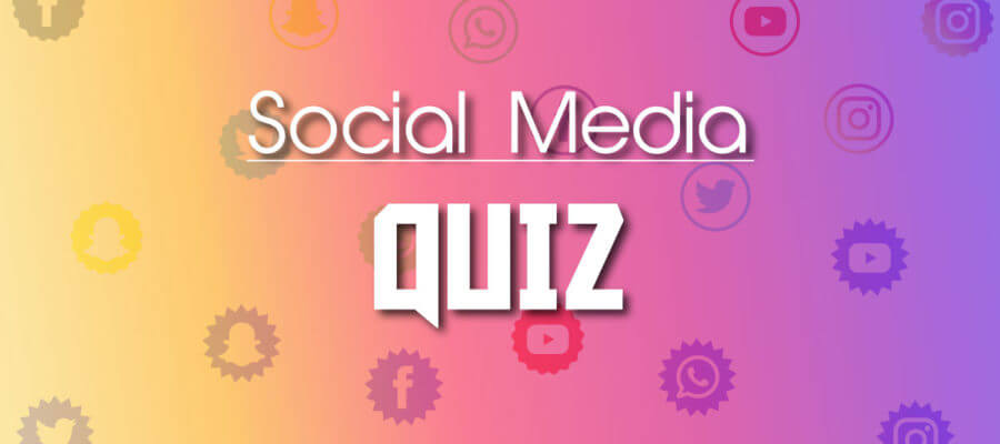soical media quiz